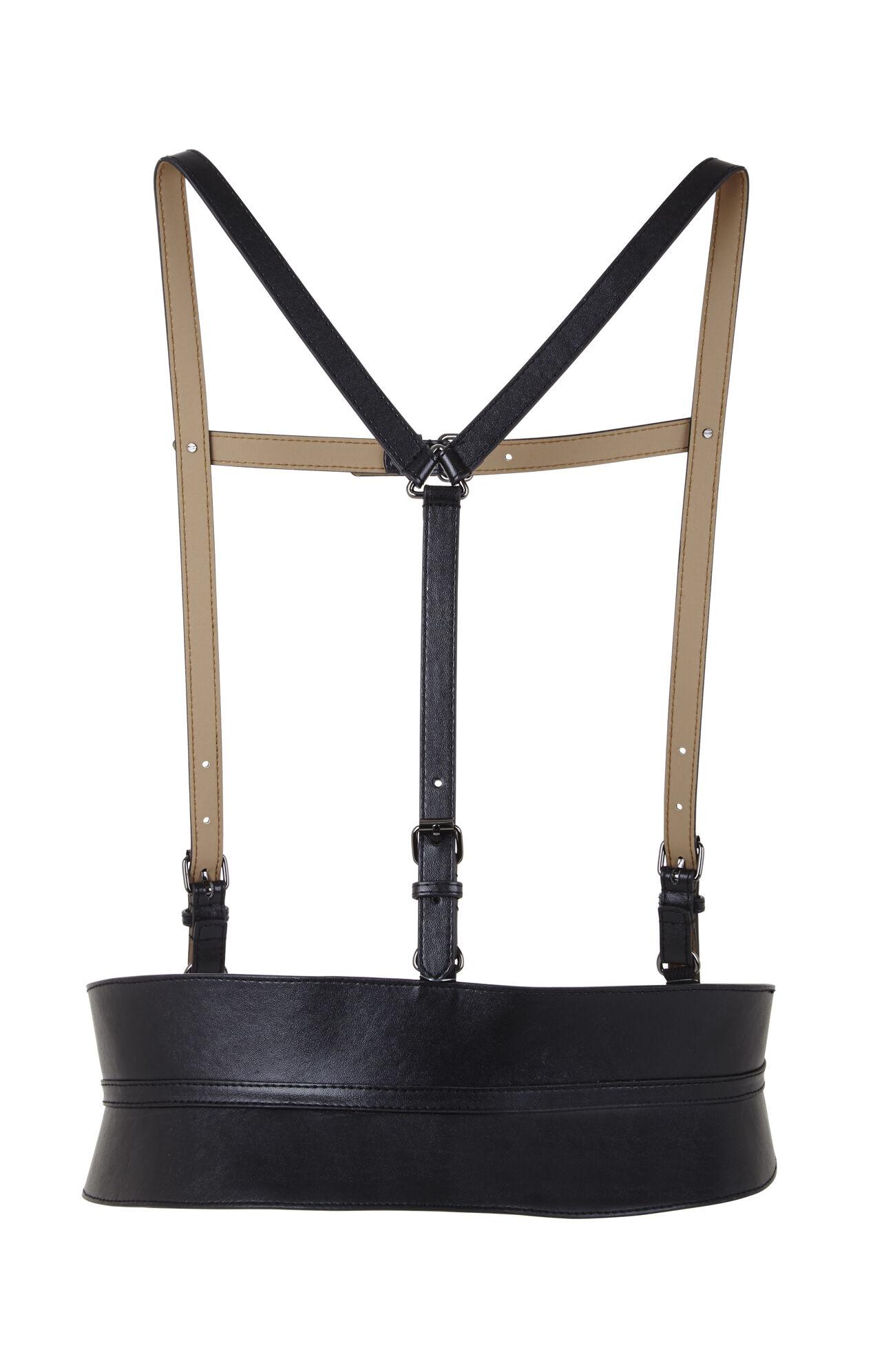 Contour Suspender Harness Belt