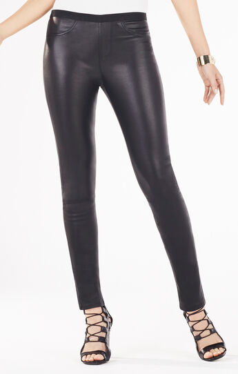 Bayne Leather Leggings