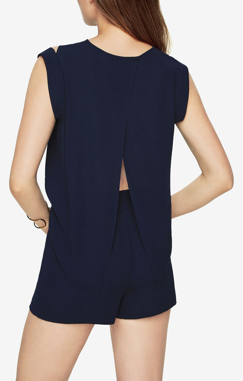 Rayan Cold-Shoulder Romper