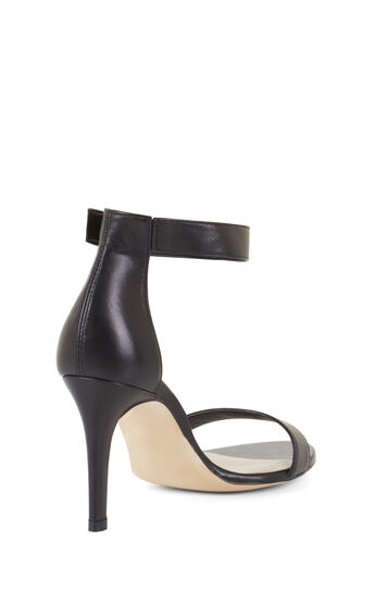 Aleksantra High-Heel Leather Sandal