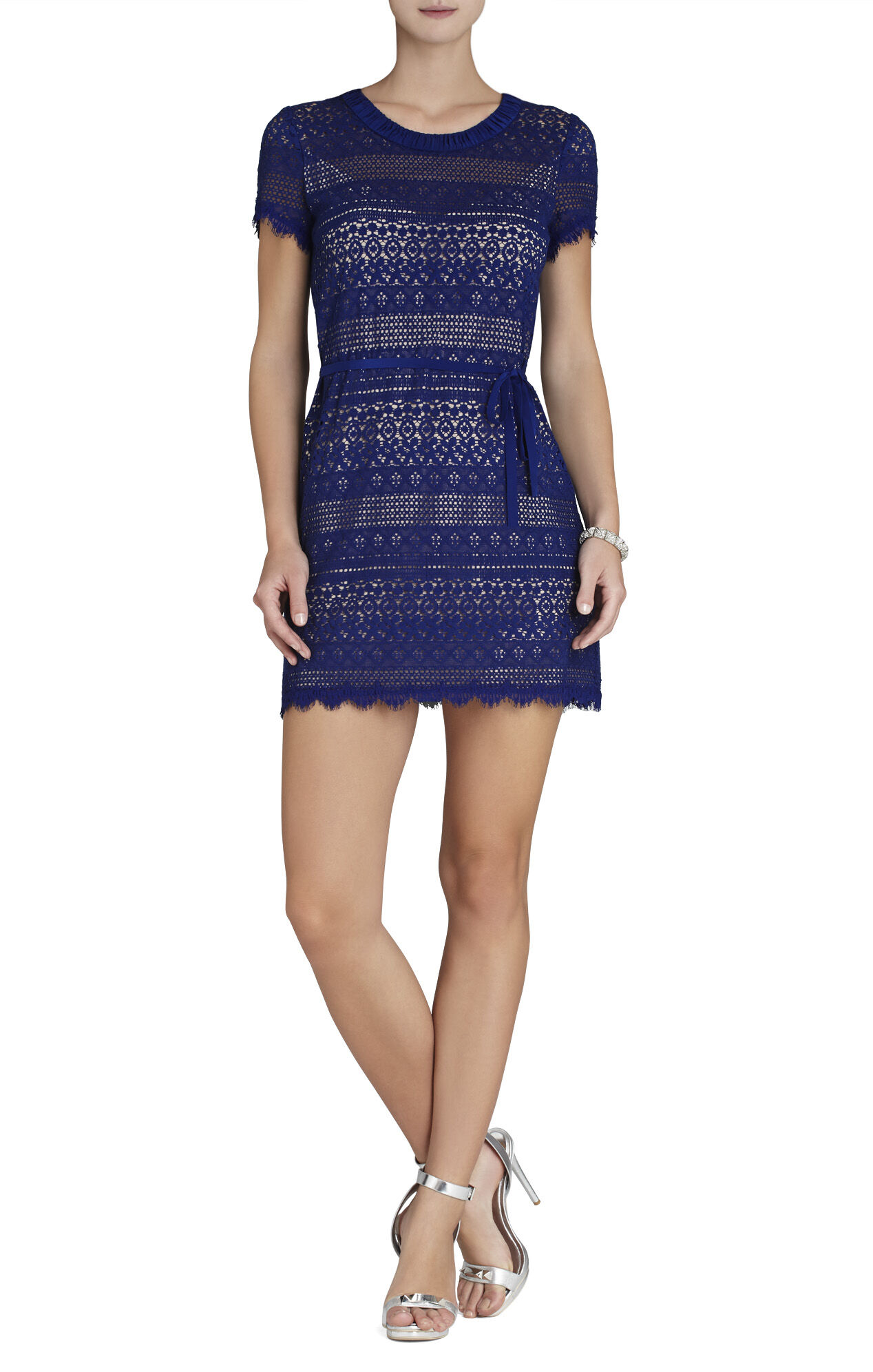 Darlita Lace Sheath Dress