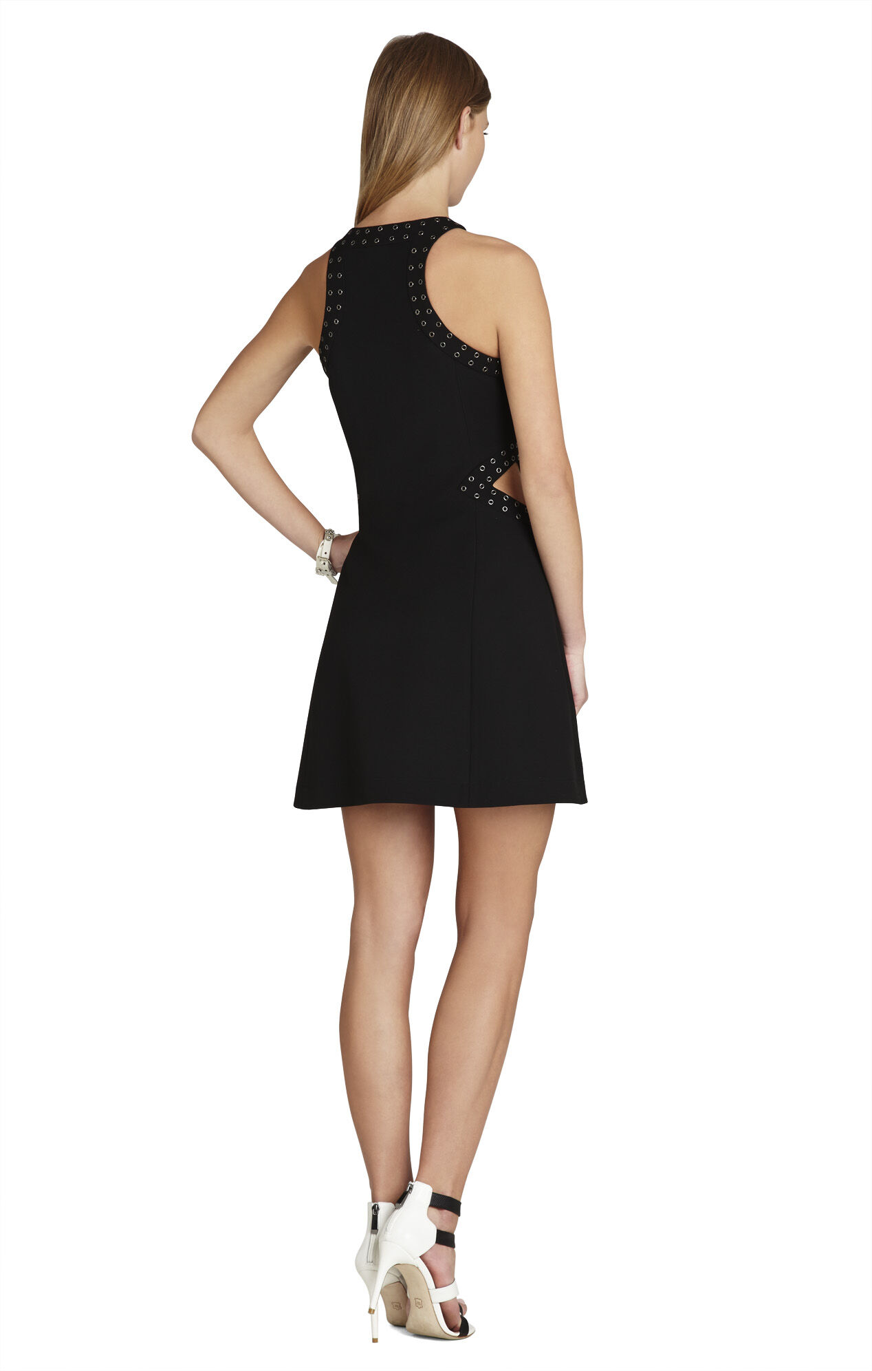 Jenn Sleeveless Cutout Dress