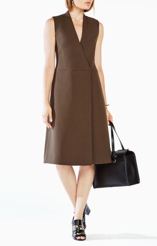 Elisabeth Midi Vest Dress