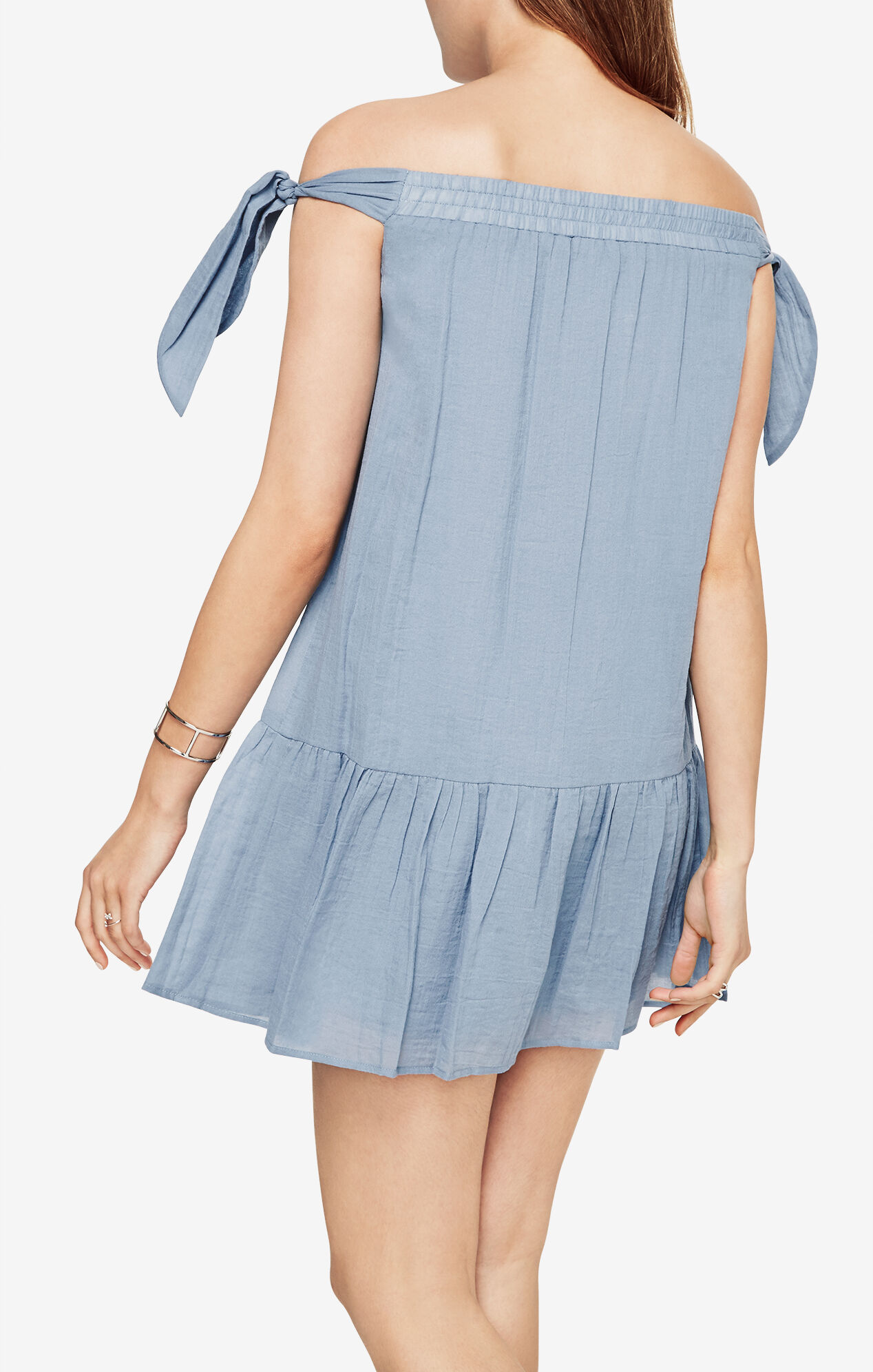 Beckie Off-The-Shoulder Dress