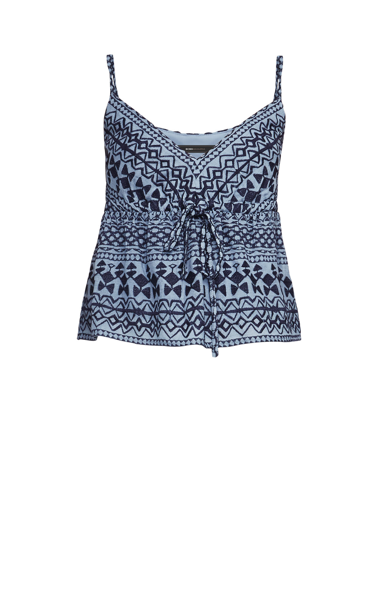 Emeli Embroidered Tank Top