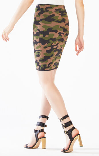 Aavan Camouflage Power Skirt