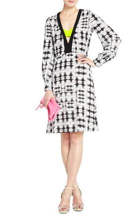 Edyth Tie-Waist Dress
