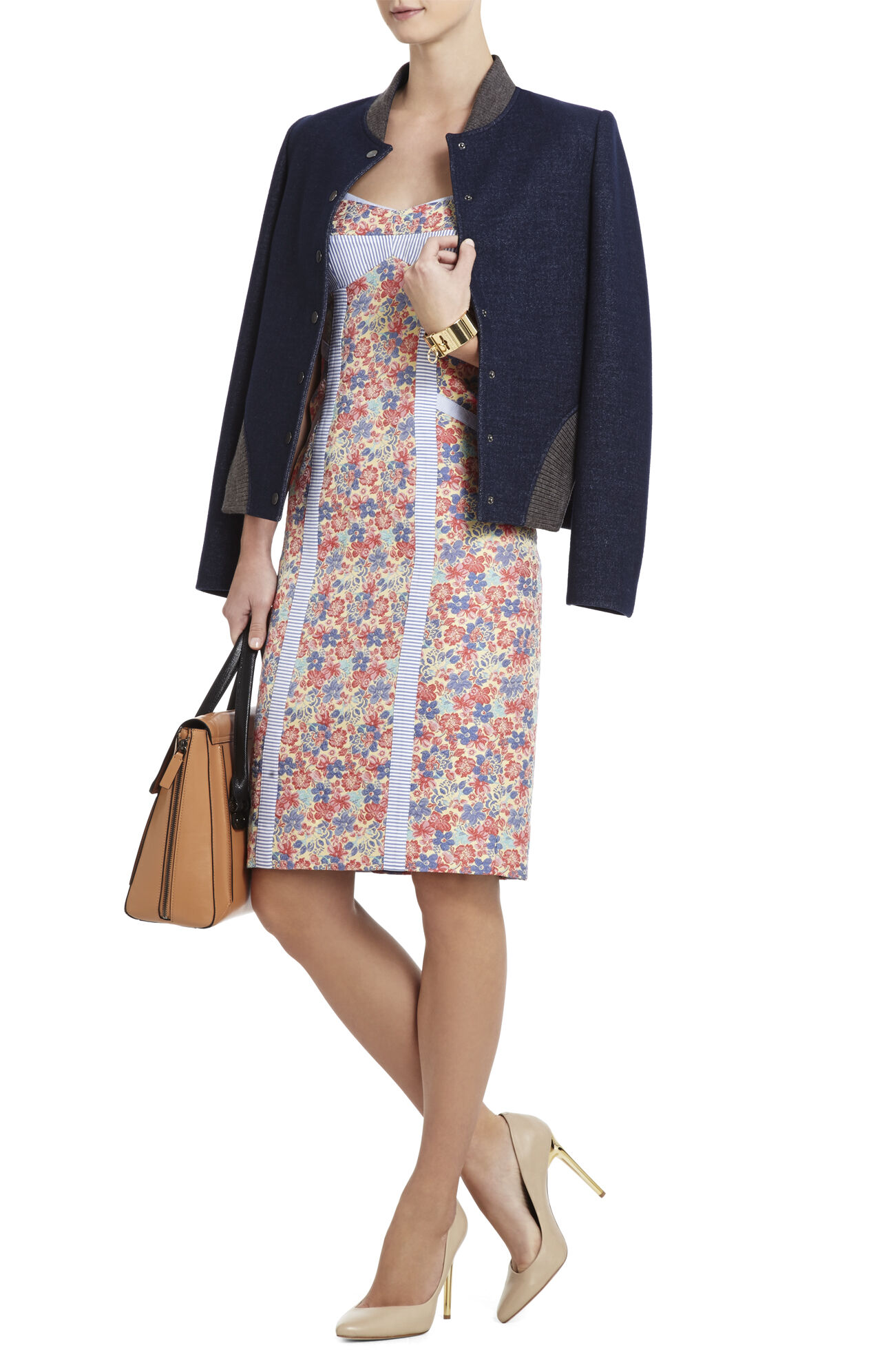Ayla Bustier Dress