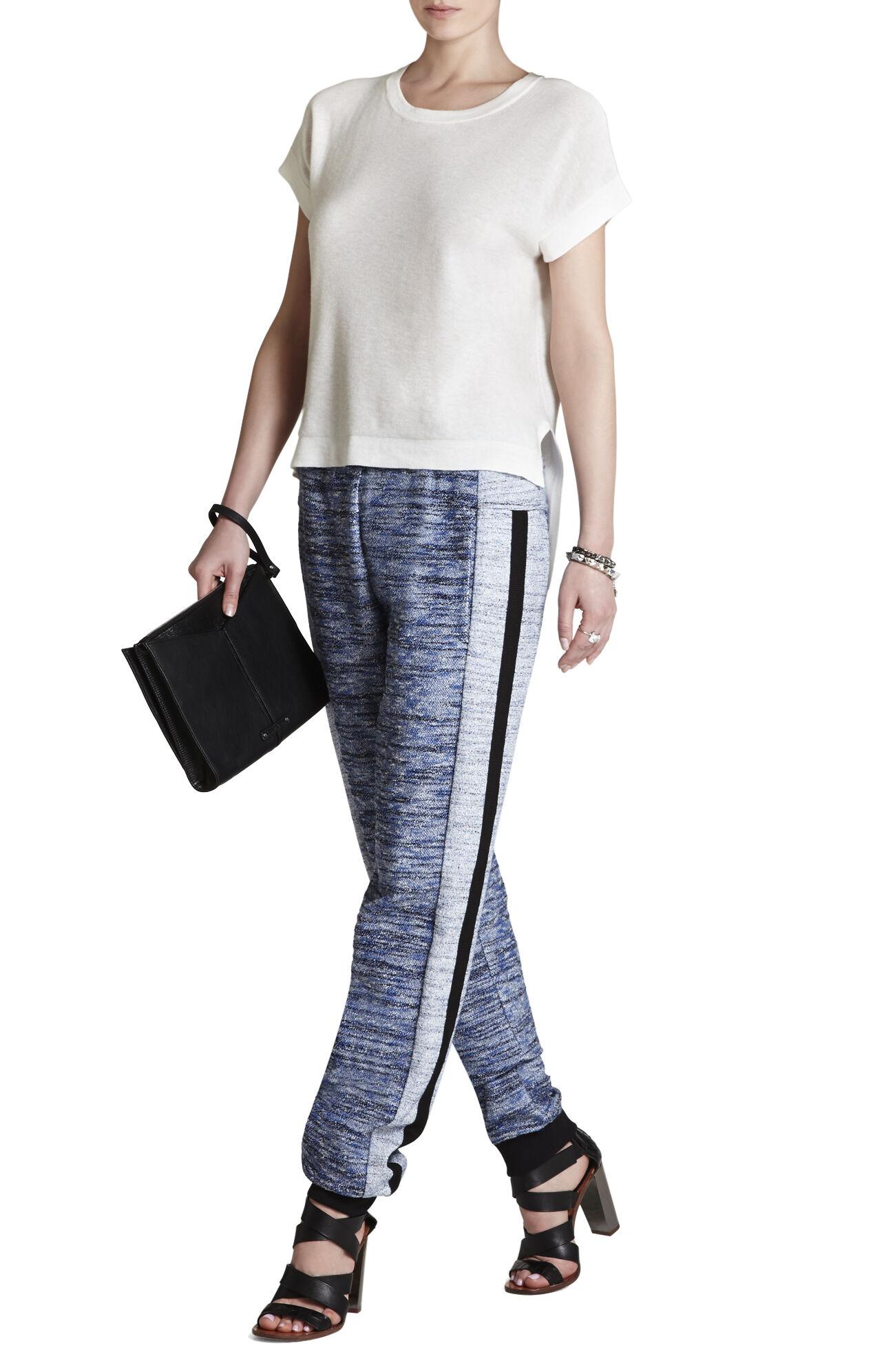 Harvie Color-Blocked Sweatpant