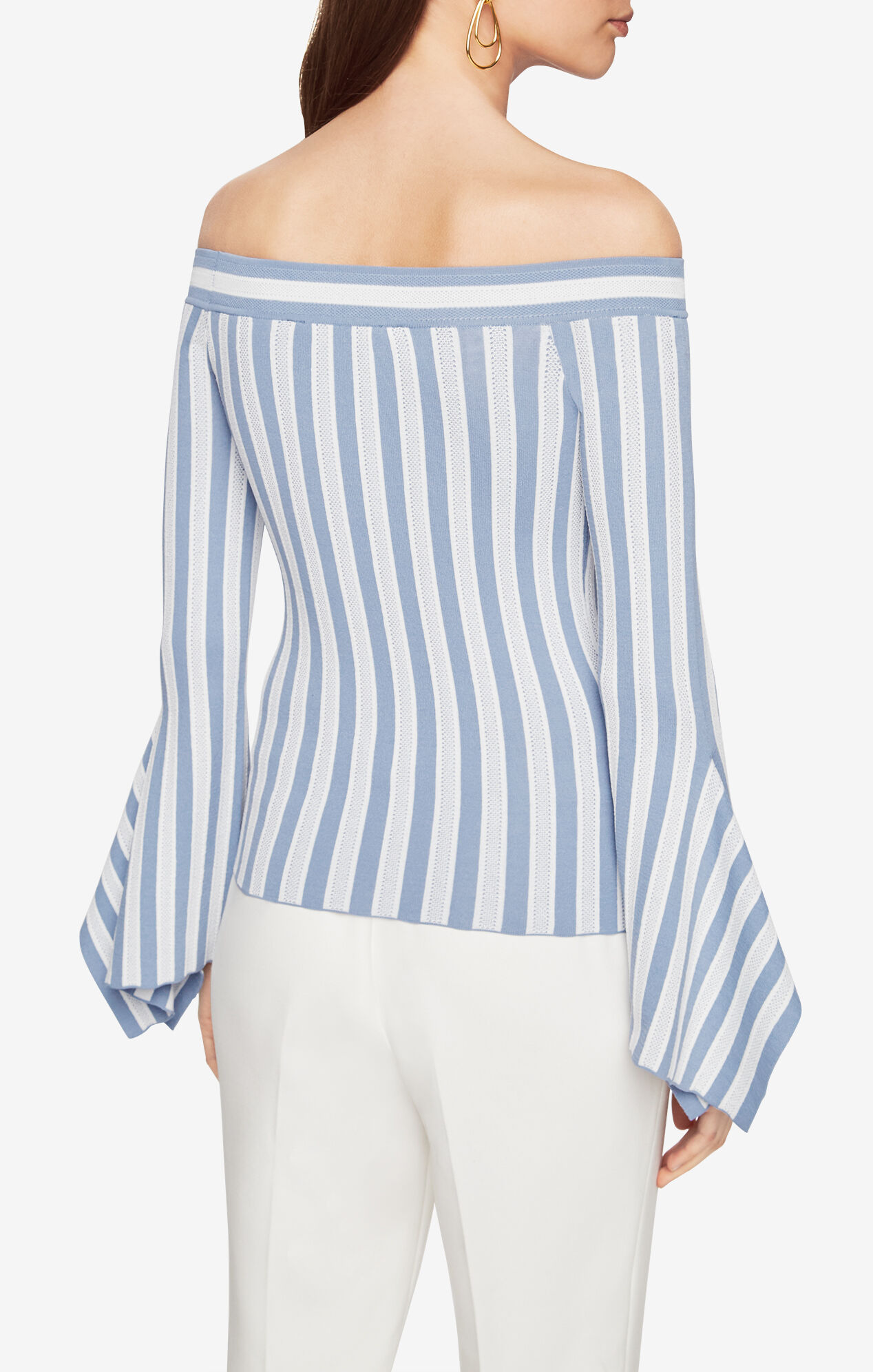 Stevie Off-The-Shoulder Sweater