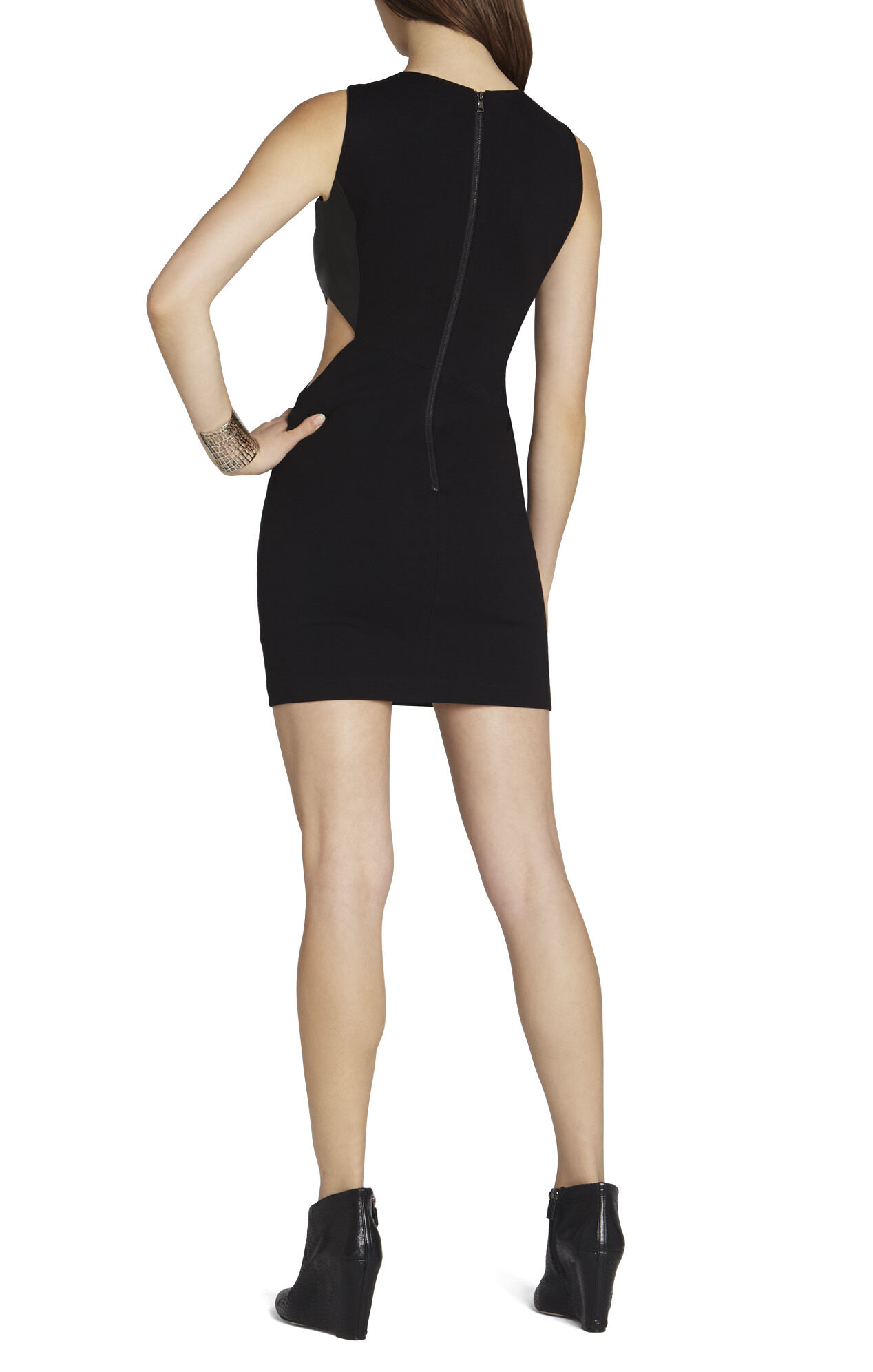Kay Asymmetrical Cutout Dress