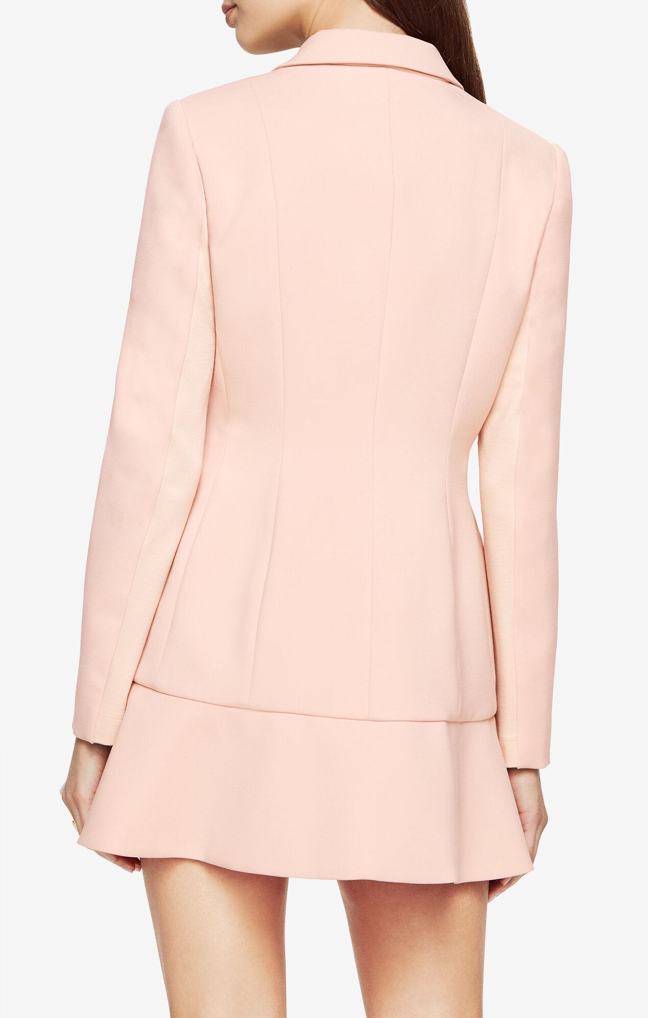 Aryn Flounce Jacket Dress