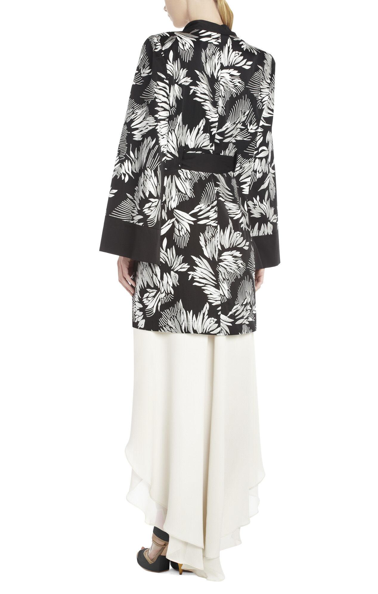 Runway Caelum Kimono-Style Coat