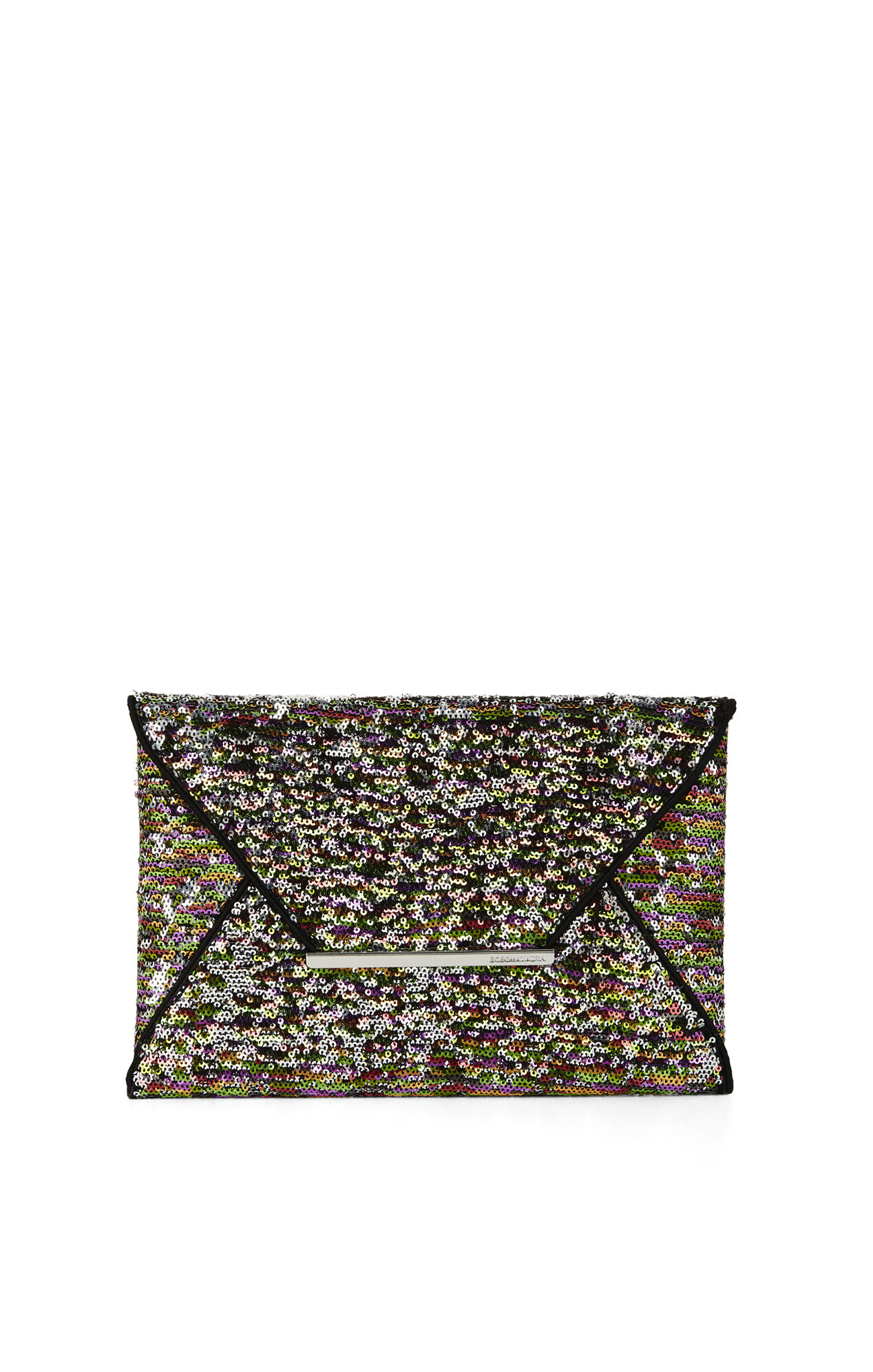 Harlow Sequined Envelope Clutch