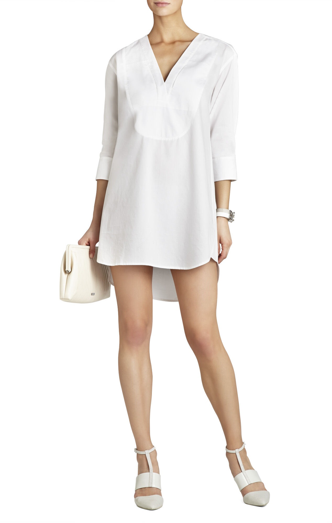 Braelyn Shirt Dress