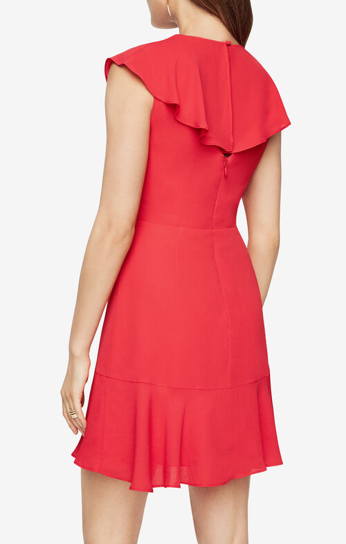 Deborah Ruffled Dress