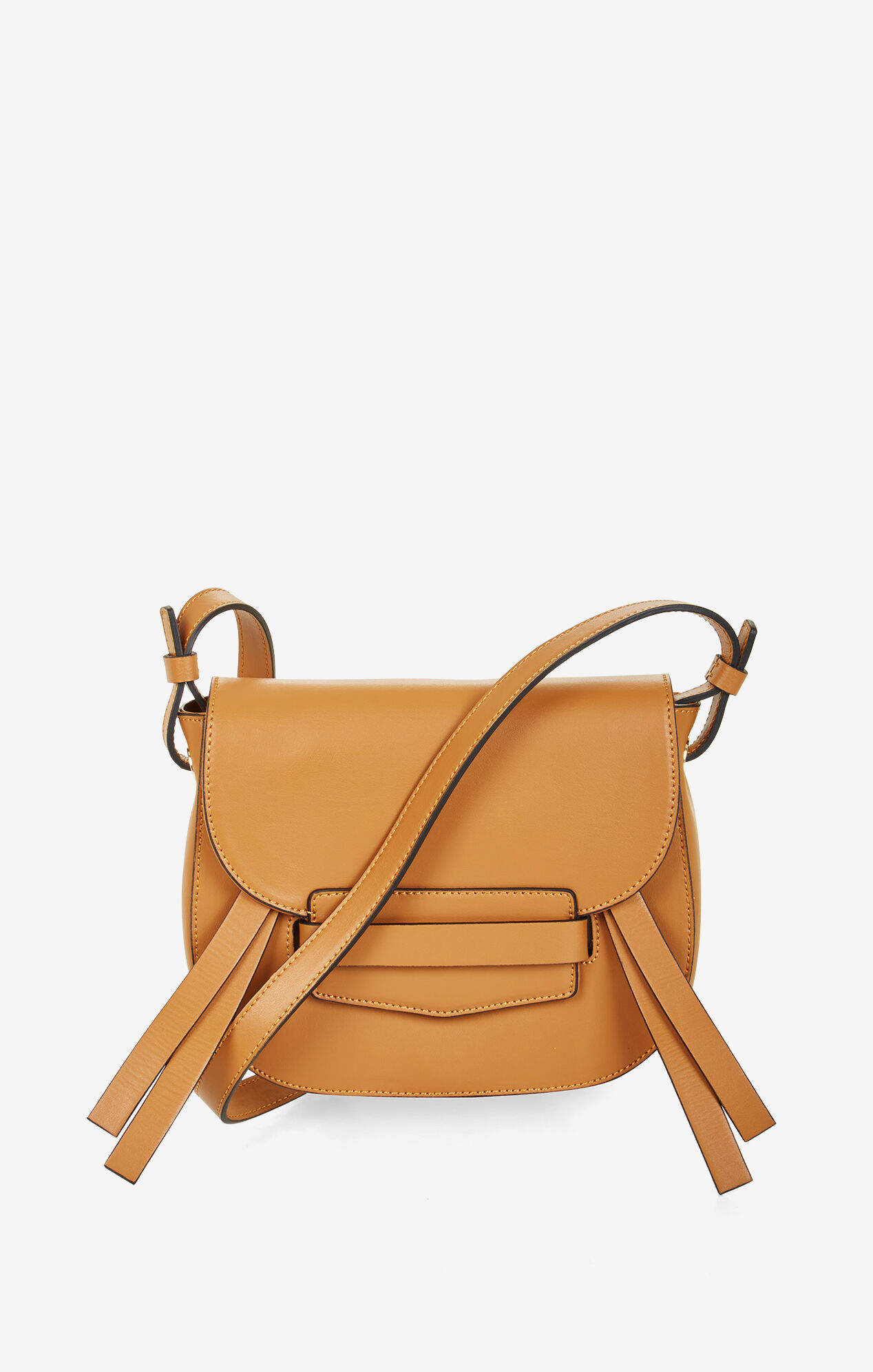 Indee Leather Cross-Body