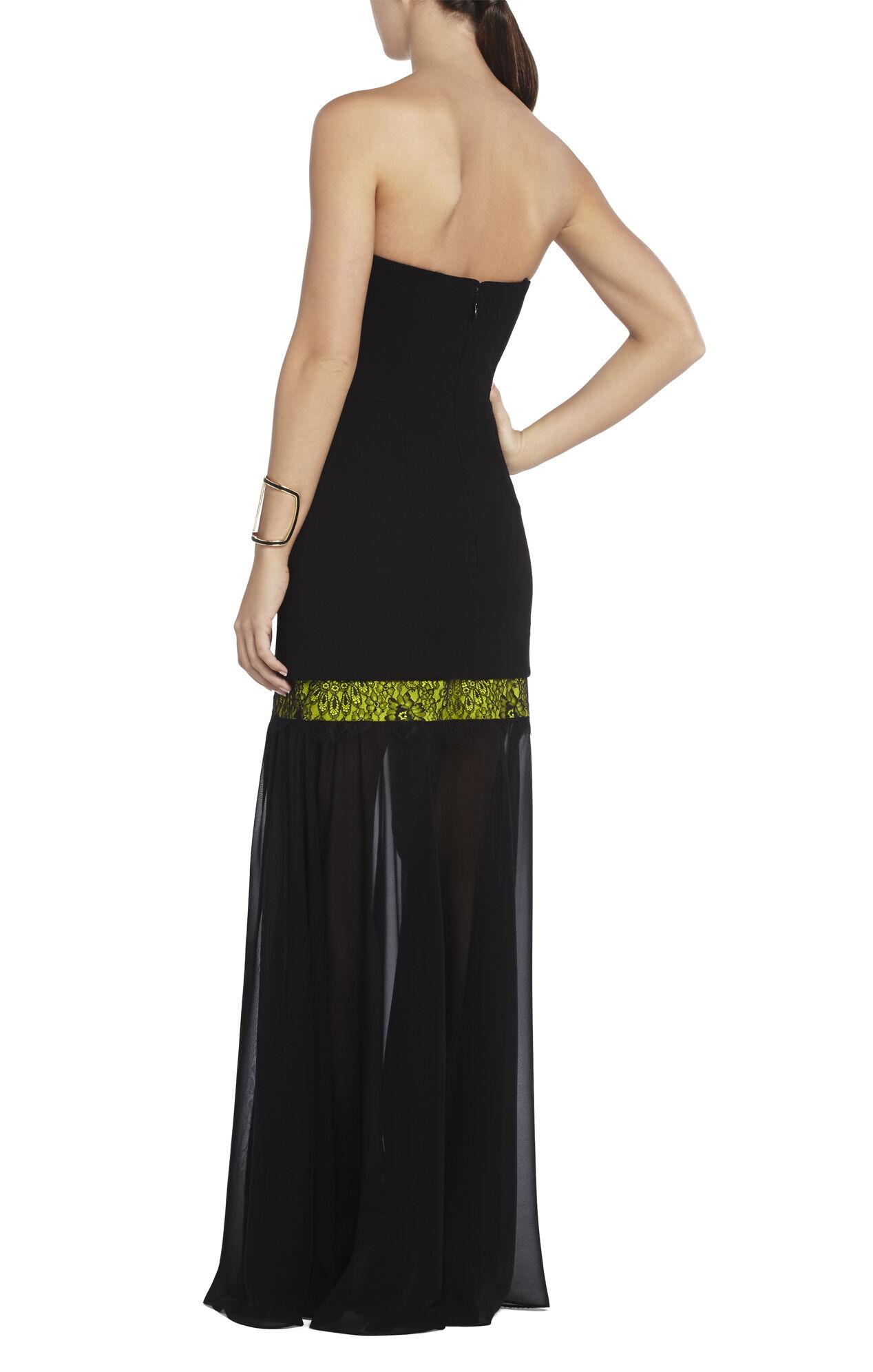 Jamysen Strapless Gown