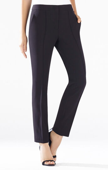 Elliot Straight-Leg Trousers