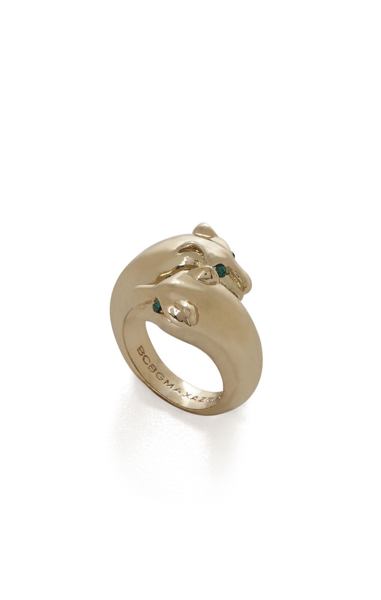 Double Panther Ring
