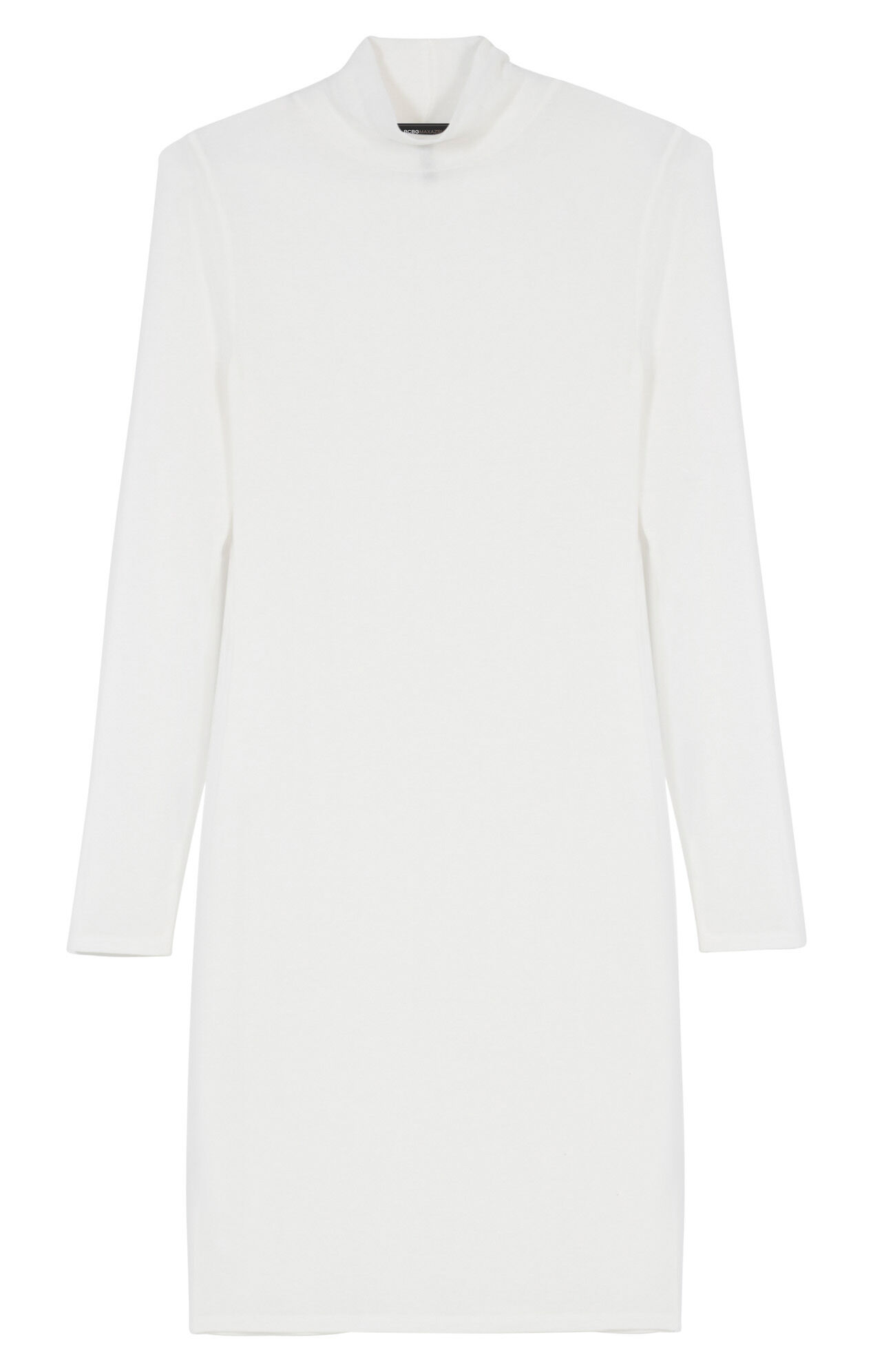 Aeryn Long-Sleeve Turtleneck Dress