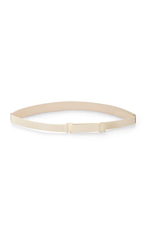 Metallic Ball Chain Waist Belt