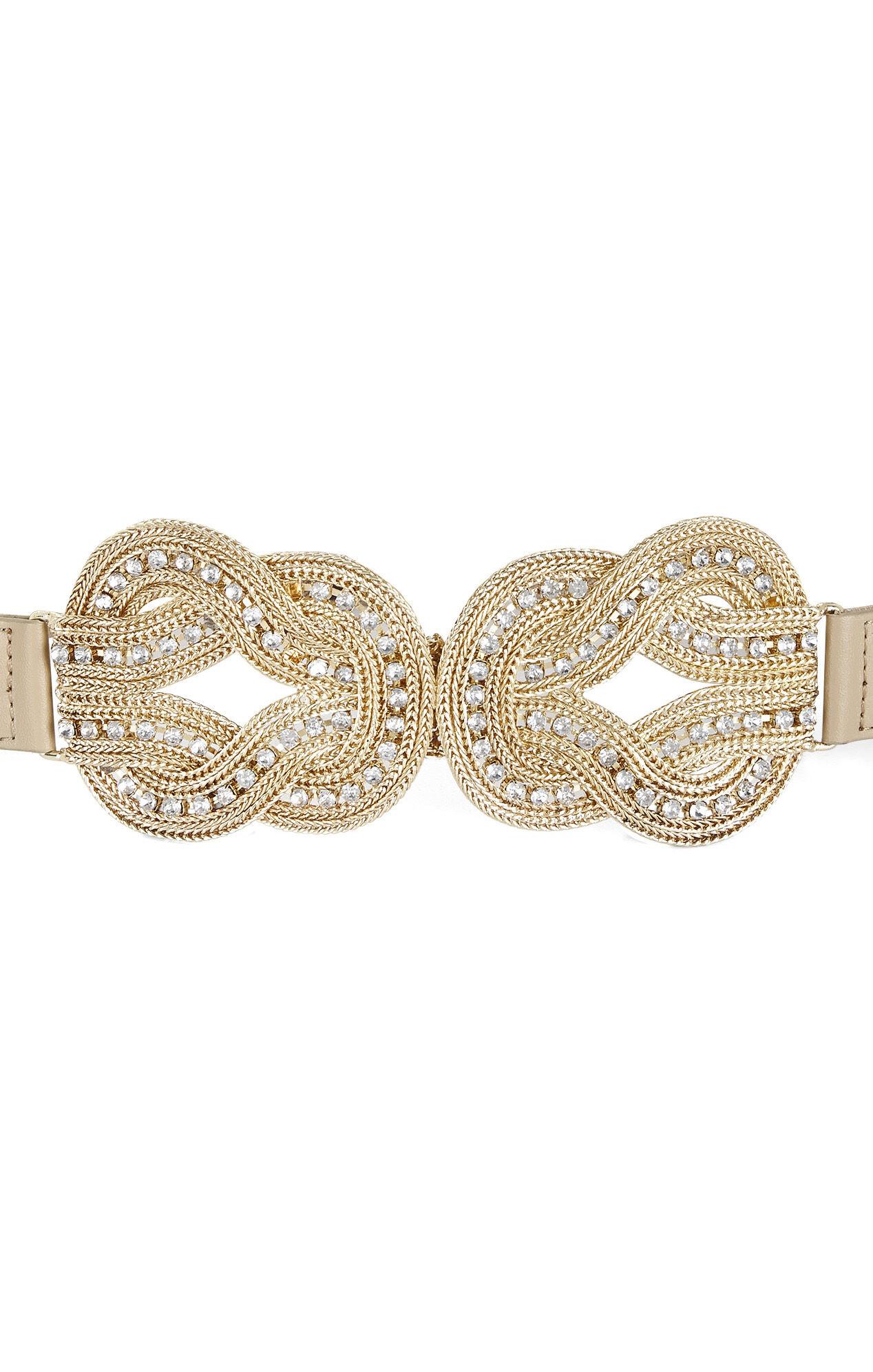 Knot-Waist Belt