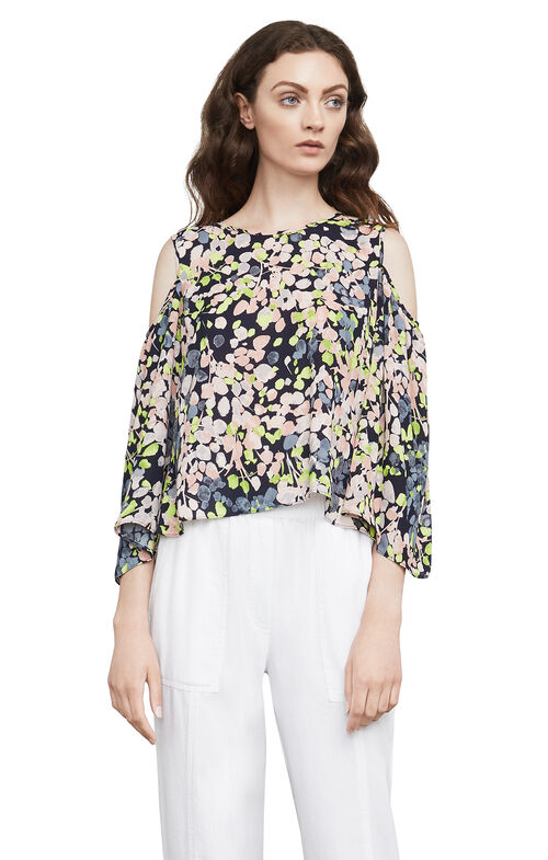 Skipper Floral-Print Top