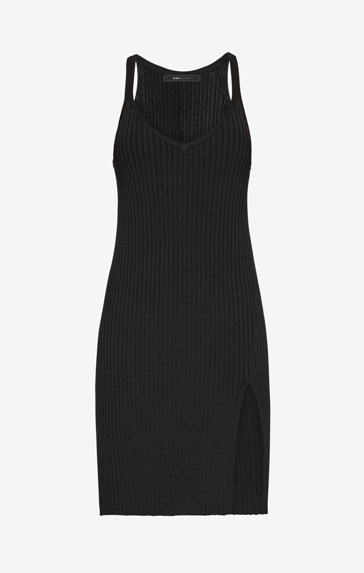 Miri Ribbed Knit Tunic