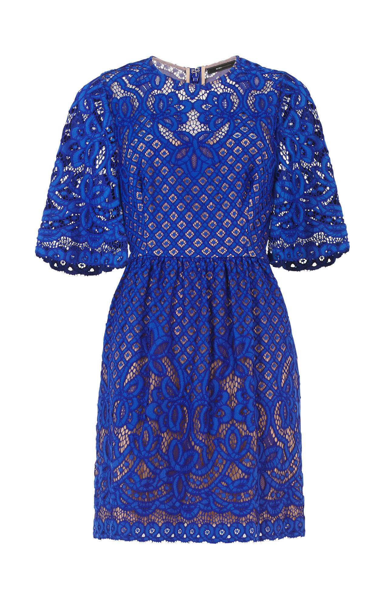 Jillyan Floral Lace Dress
