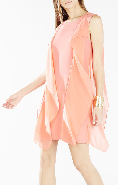 Lilie Kaftan Flutter Dress