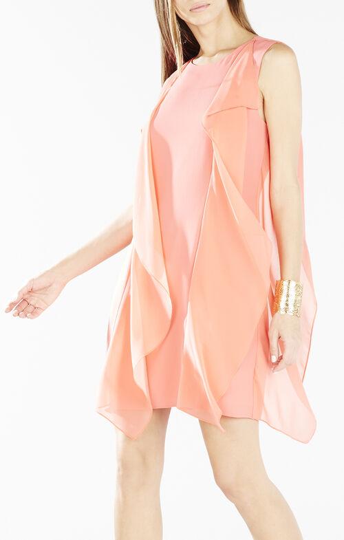 Lilie Kaftan Flutter Dress