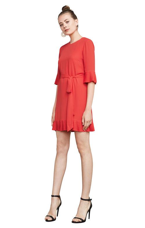 Keila Ruffled Dress