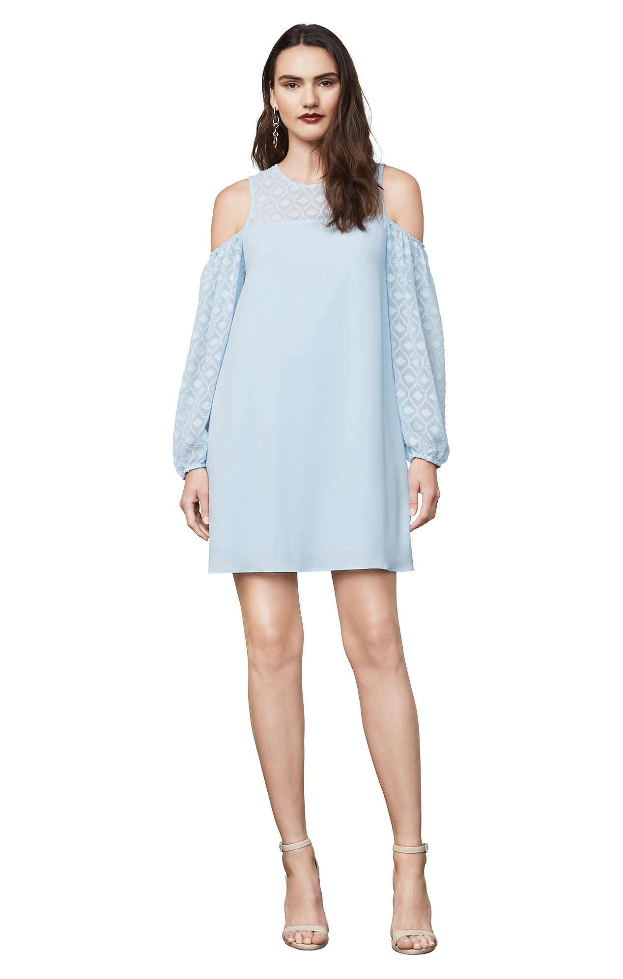 Cherie Cold-Shoulder Dress