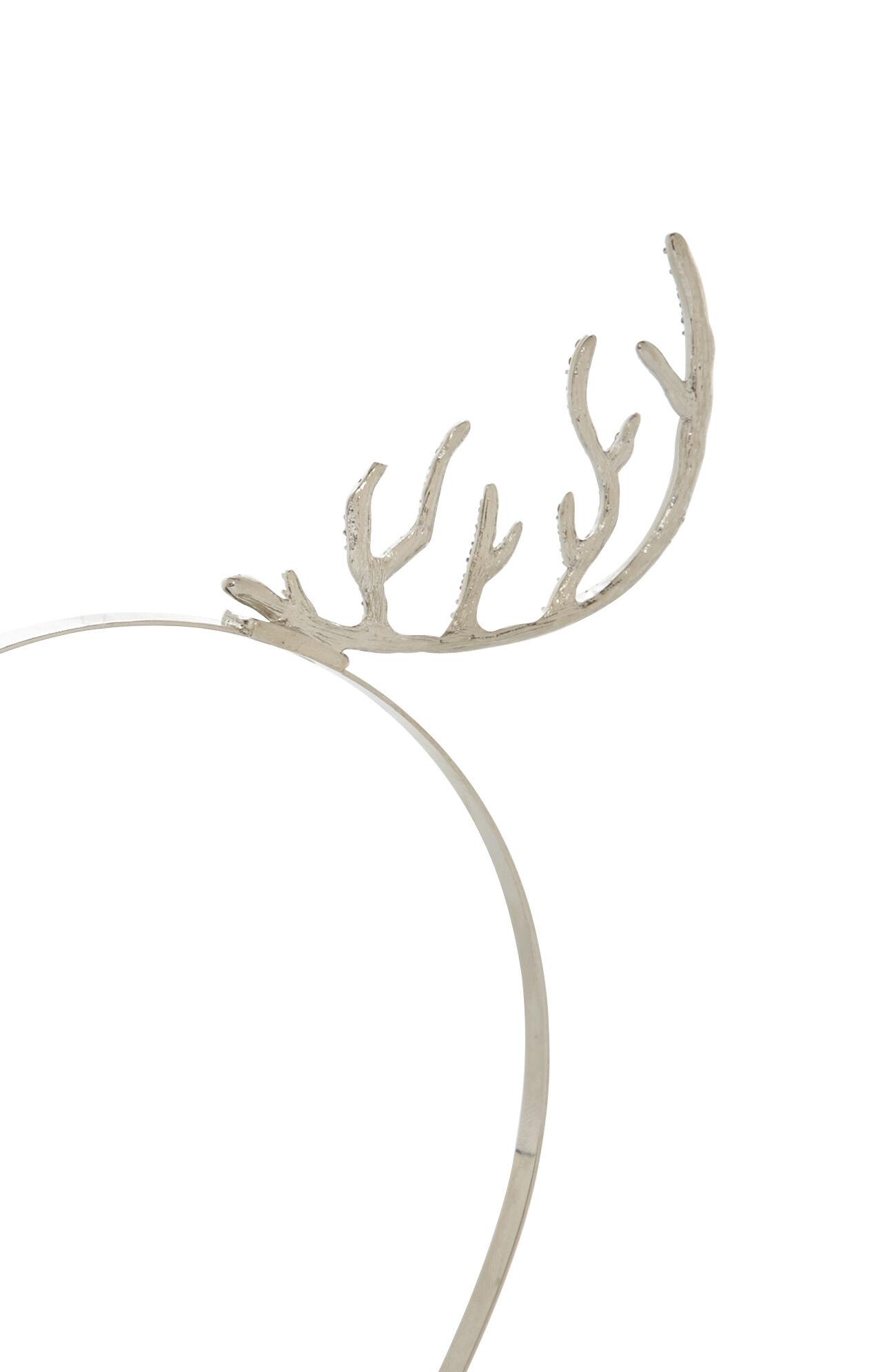 Pave Antlers Headband