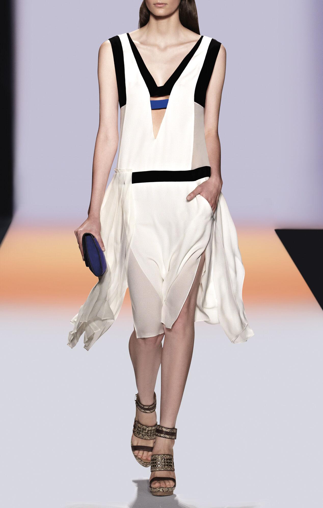 Runway Iris Dress