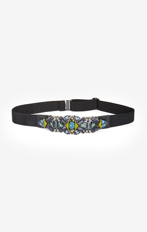 Jeweled Waist Belt