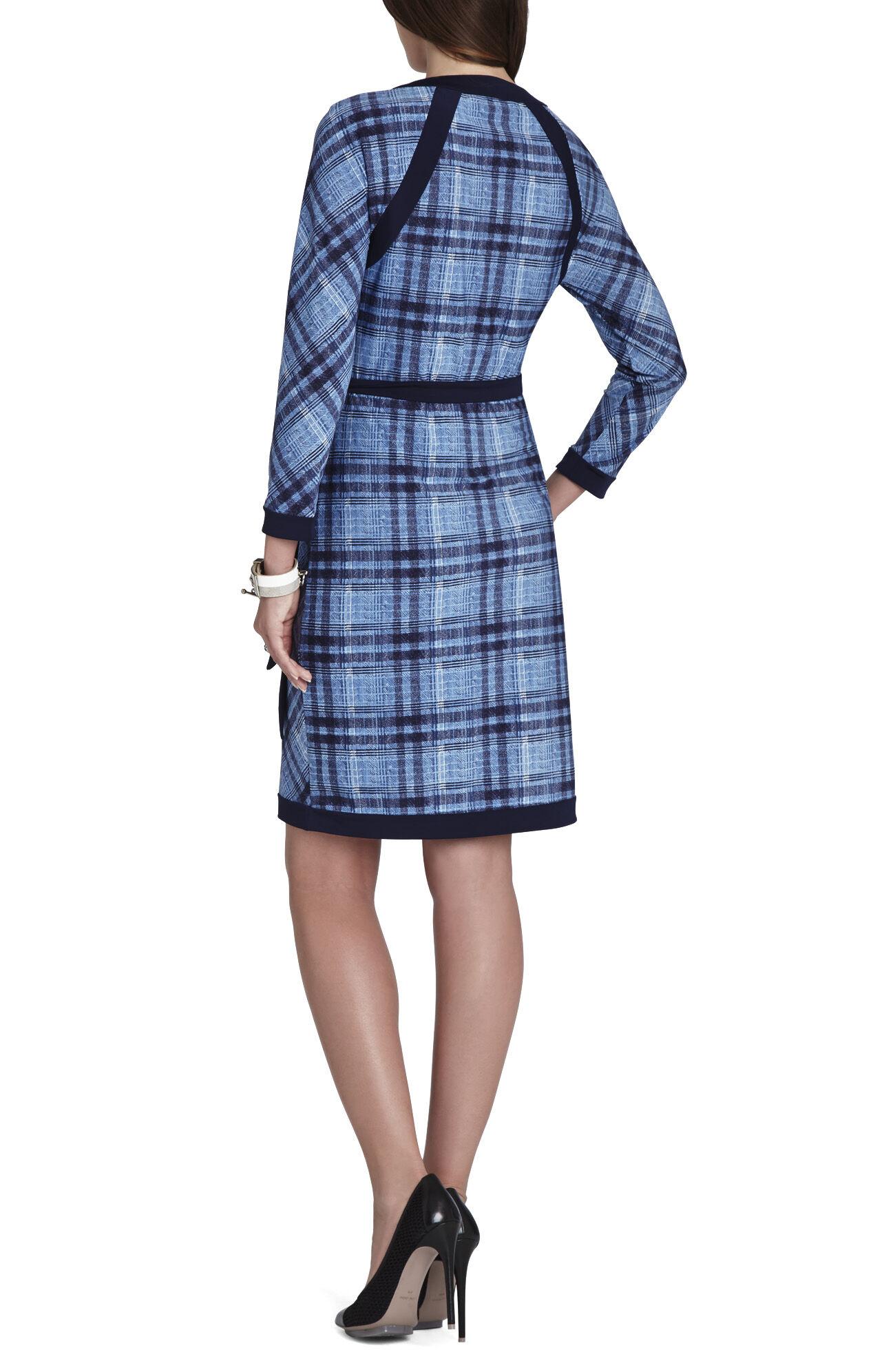 Maya Raglan V-Neck Dress