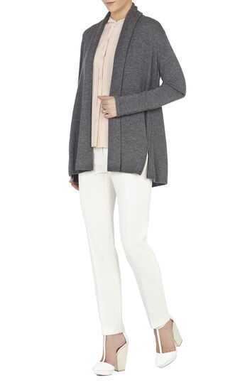 Patti Shawl-Collar Cardigan