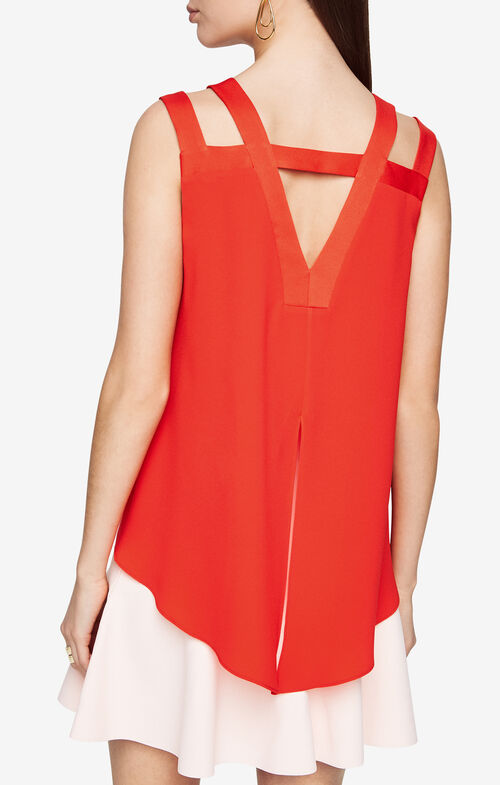 Laurel Cutout Tank Top