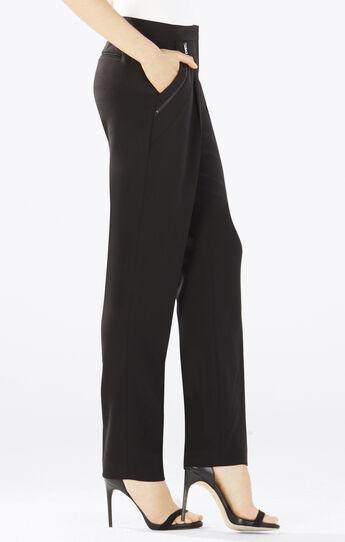 Drake Zipper Pocket Relaxed Trouser