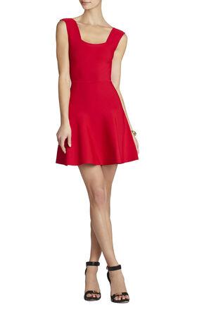 Izella Back-Strapped Dress