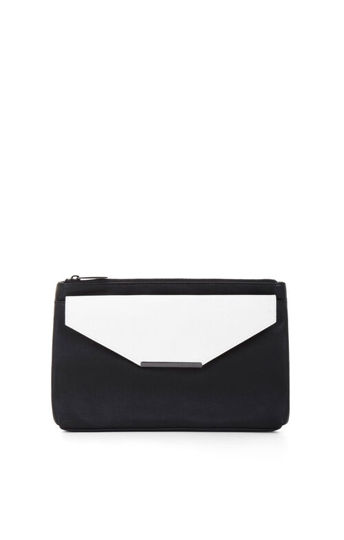 Ashtyn Color-Blocked Envelope Clutch
