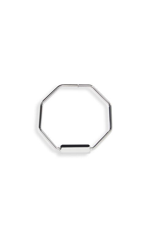 Octagonal Cuff Bracelet