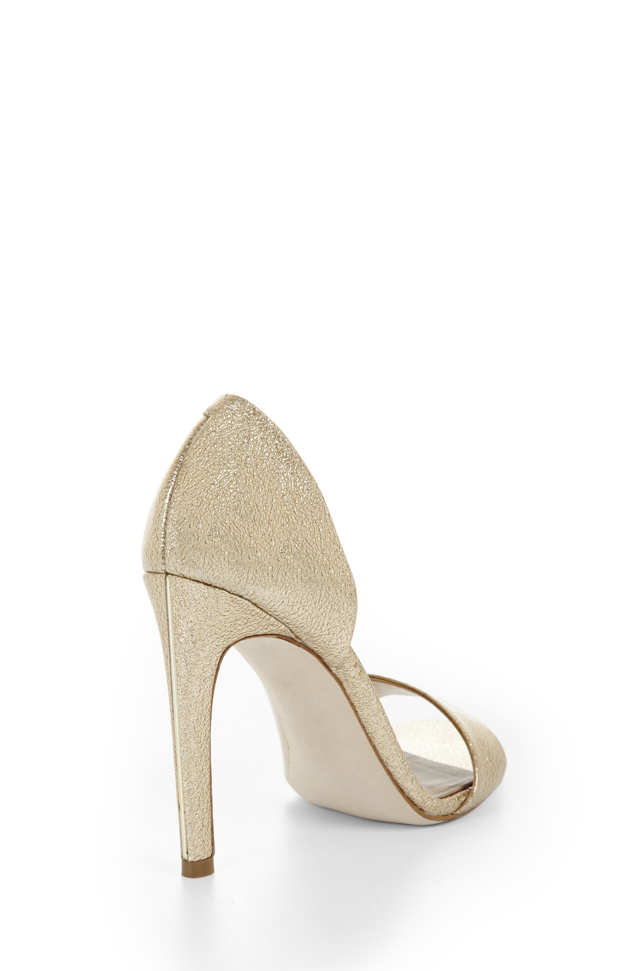 Jive High-Heel Peep-Toe Sandal