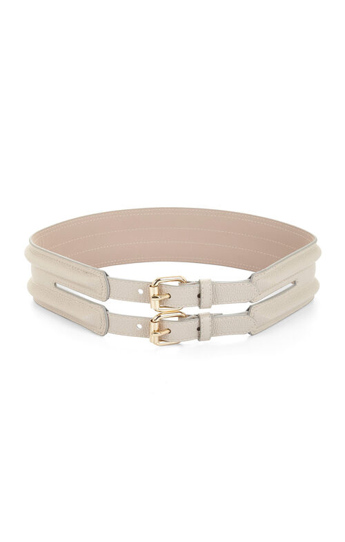 Faux-Leather Bombay Waist Belt