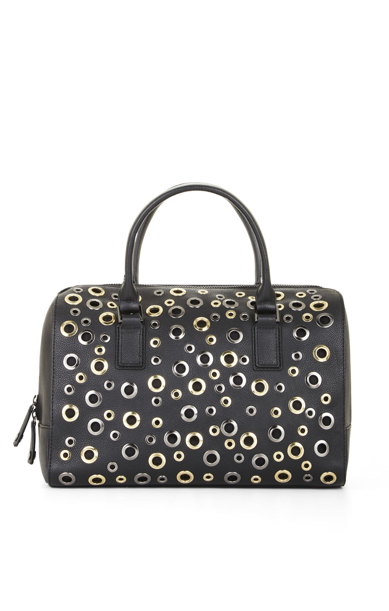 Maisie Grommet Leather Doctor Bag