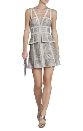 Sophie V-Neck Dress