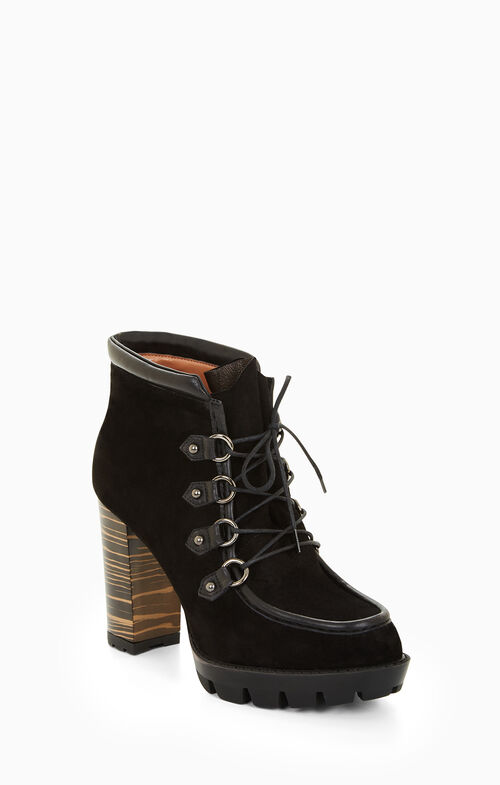 Bambina Lace-Up Bootie