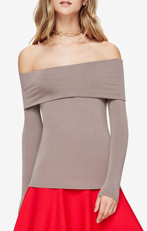 Lilita Cold-Shoulder Top